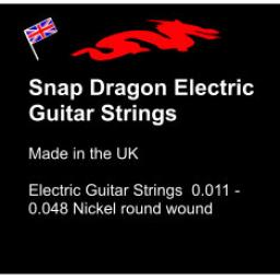 Snap Dragon Electric Guitar Strings