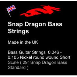 Snap Dragon Bass Strings